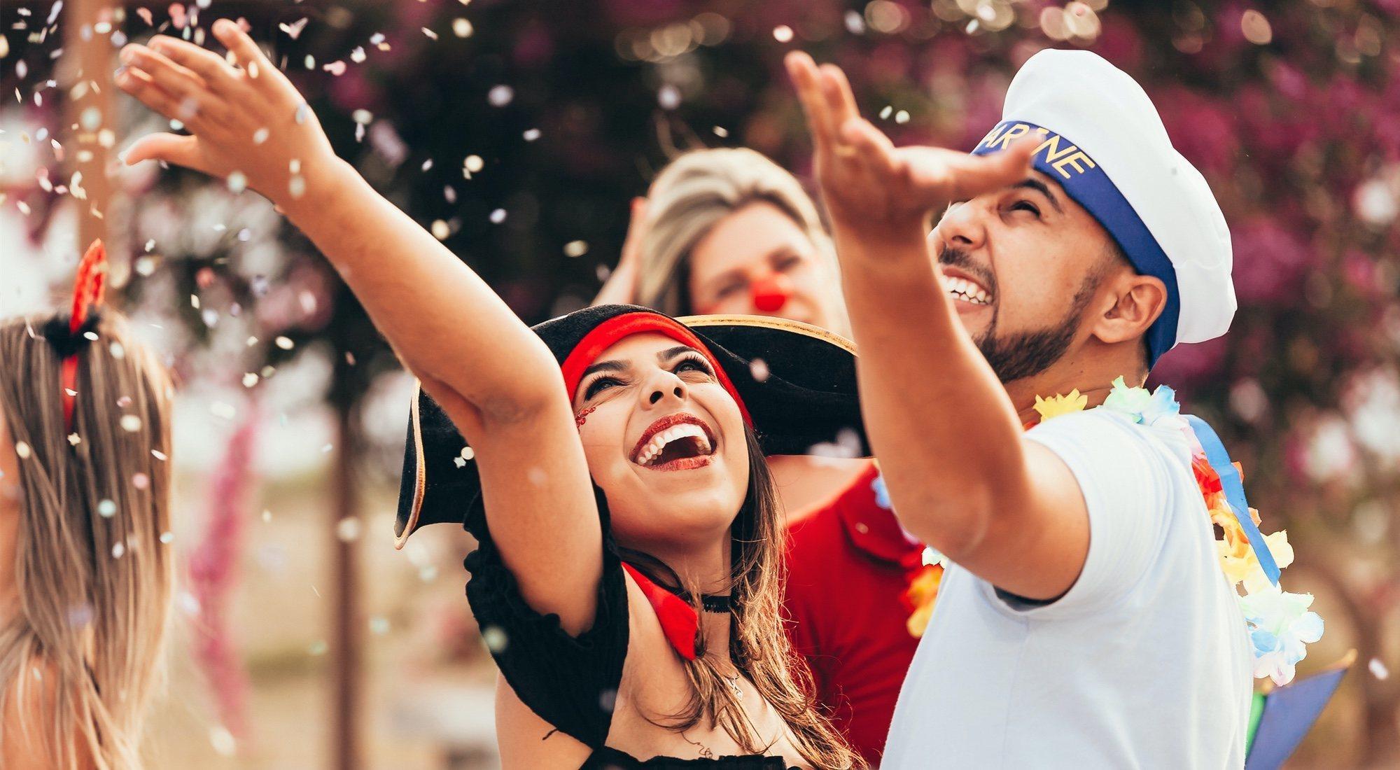 Los mejores disfraces de carnaval: baratos, en pareja...