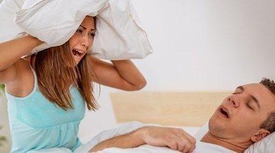 Qué hacer si tu pareja ronca: el problema más escondido en la relación