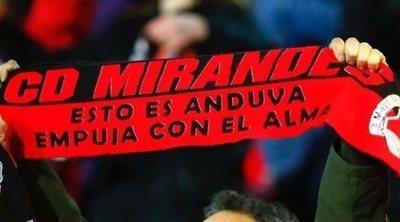 Mirandés y Granada podrían jugar en Arabia y Europa