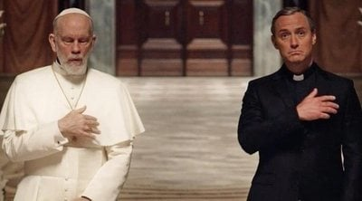 'The New Pope' es tan buena como 'The Young Pope'