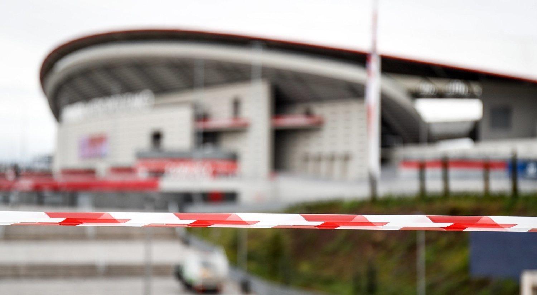 El coronavirus paraliza todo el deporte en Europa