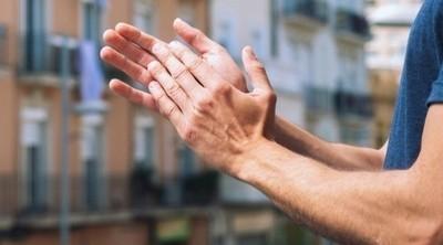 ¿Cuándo vamos a dejar de aplaudir en los balcones?