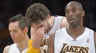 Las mayores derrotas en la historia de la NBA