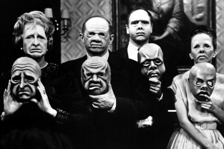 'La dimensión desconocida' o 'The Twilight Zone' fue la primera gran serie de culto de terror