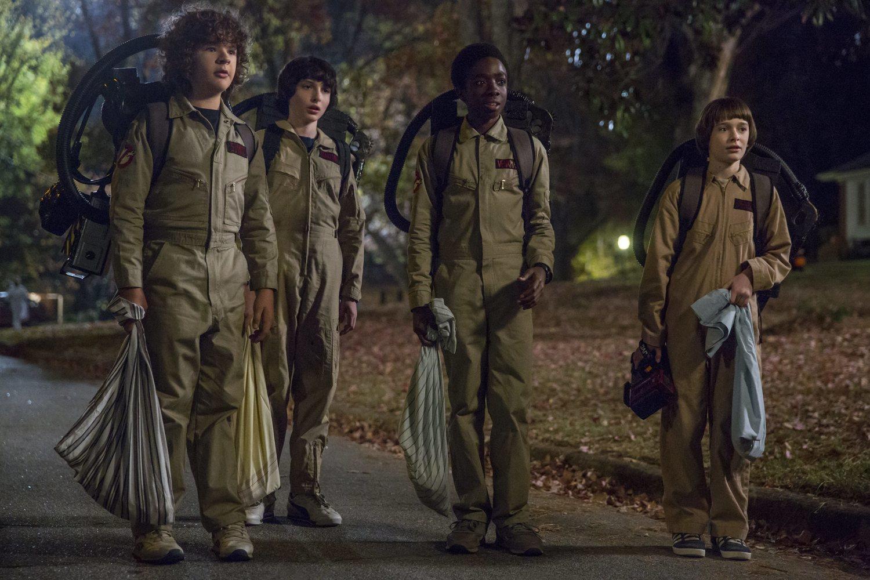 'Stranger Things' ha convertido el terror en la serie más vista de Netflix.