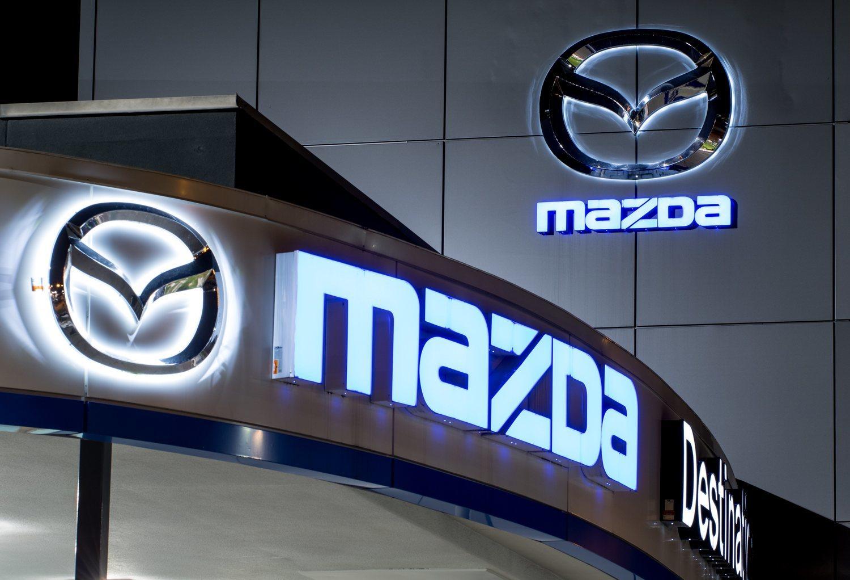 Mazda dominó los primeros años de la competición, con cuatro títulos seguidos.