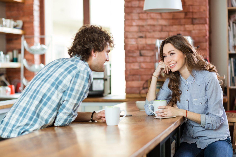 La asertividad te permitirá estar más relajado y confiado con tu pareja.