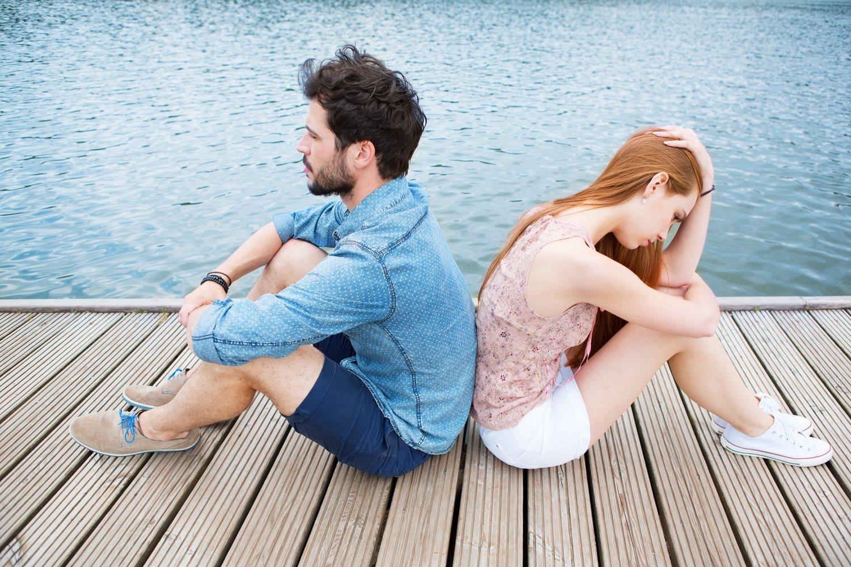 Al no abrirte a tu pareja, los problemas se enquistan y no llegan a arreglarse.