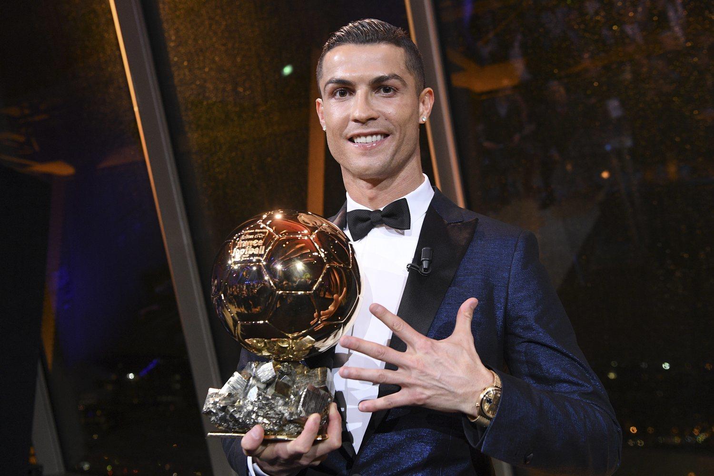 En el Real Madrid ha ganado 4 de los 5 balones de oro que tiene.