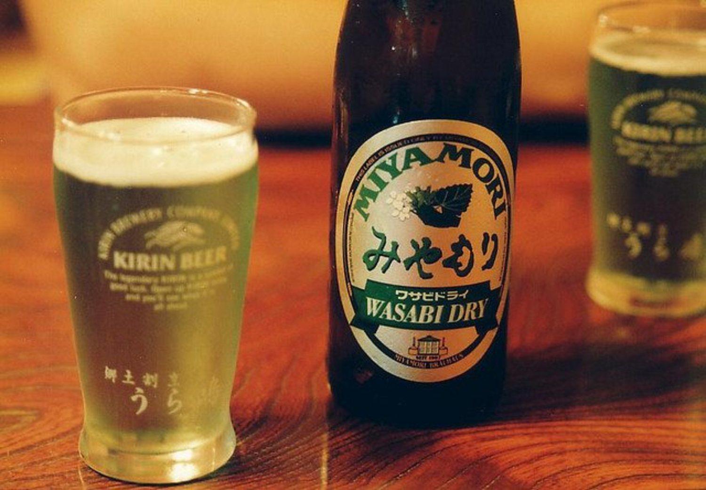 Es verde, pero no pica tanto como el wasabi tradicional.