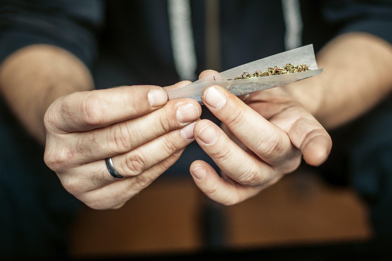 El cannabis, cada vez más extendido entre los jóvenes.