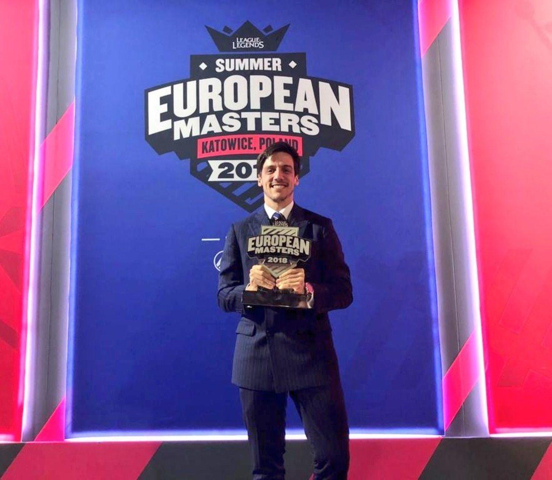 Su 2018 de coach en MAD Lions ha sido perfecto, con el European Masters como guinda al pastel.
