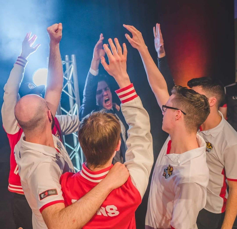 El equipo de MAD Lions de LoL, con Araneae al frente, ha arrasado a sus rivales en 2018.