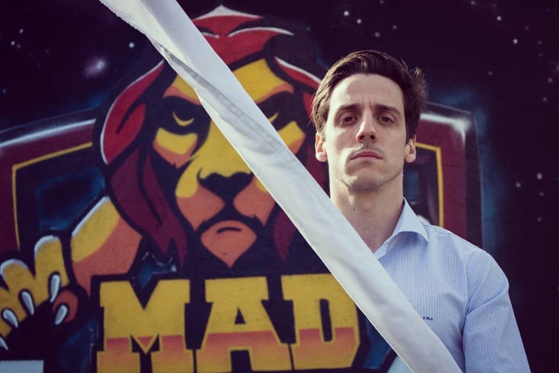 Tras su éxito como entrenador, el siguiente objetivo de Álvar es llevar a MAD Lions a lo más alto.