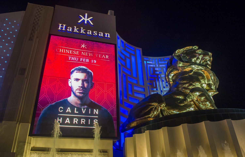 Calvin Harris es residente en Omnia