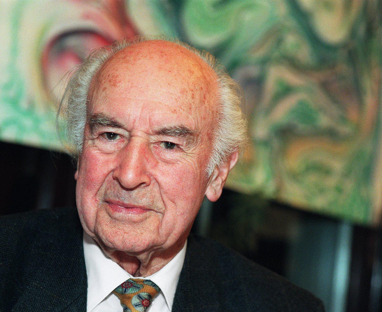 El científico Albert Hofmann vivió 102 años. Es considerado el