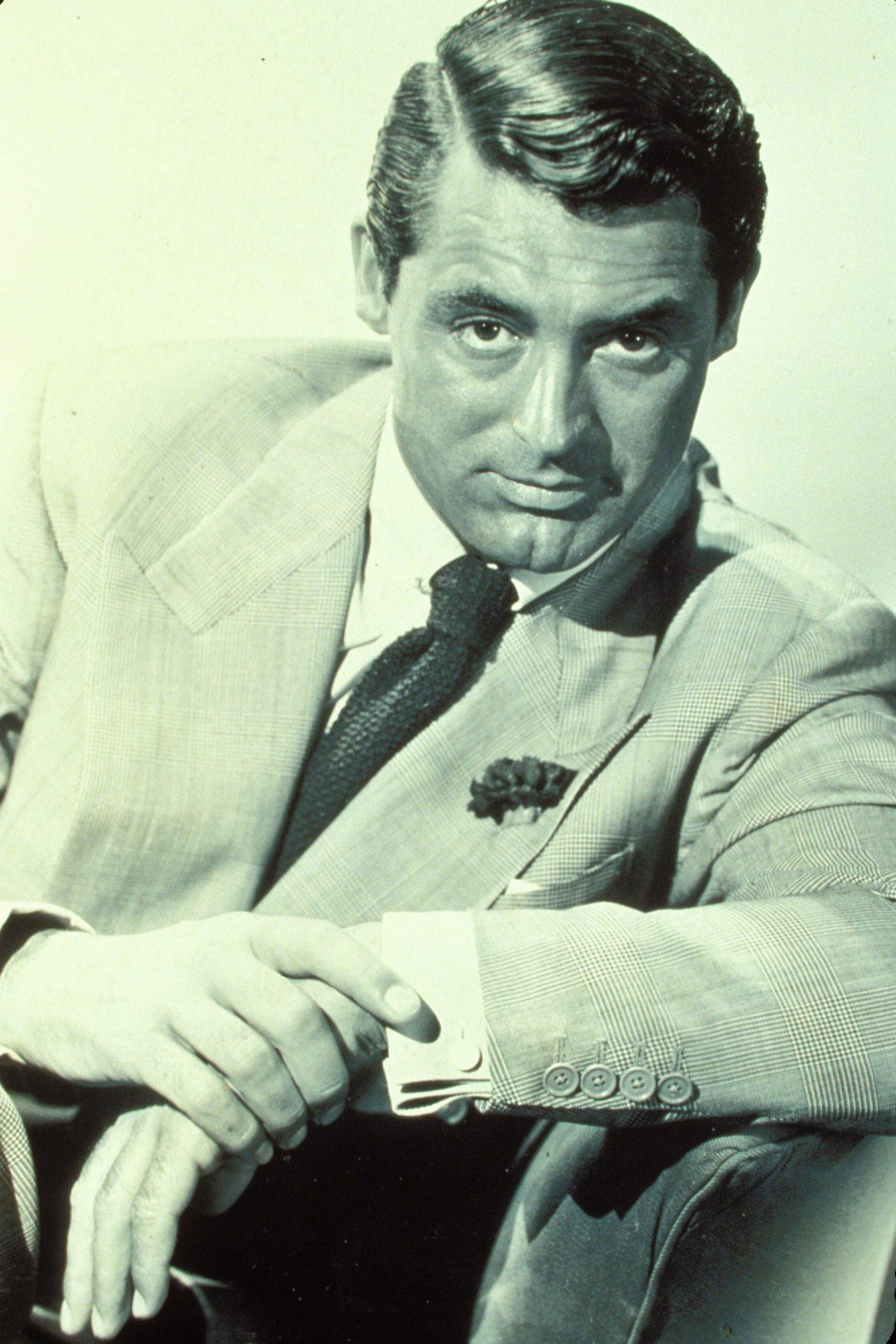 Cary Grant reconoció haberse imaginado como
