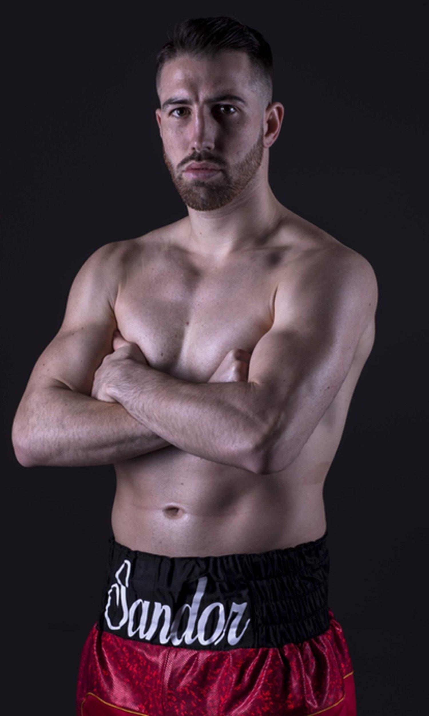Sandor Martín tiene en sus manos hacer historia en el boxeo español.