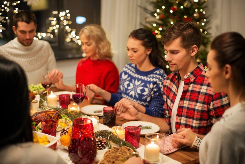 Si tu familia celebra una Navidad puramente cristiana, para eso no tenemos solución. Lo sentimos.