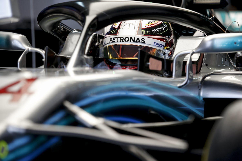 Petronas ha aumentado su repercusión en gran medida al estar ligada a Mercedes y Lewis Hamilton.