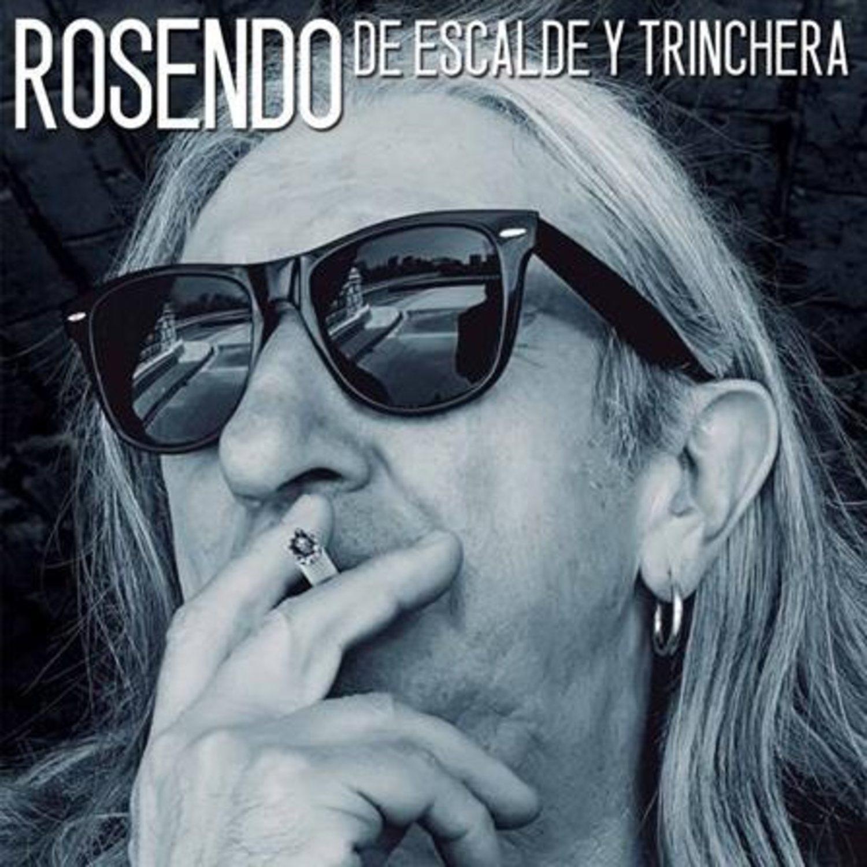'De escalde y trinchera' se publicó en 2017 y es el último álbum de Rosendo.