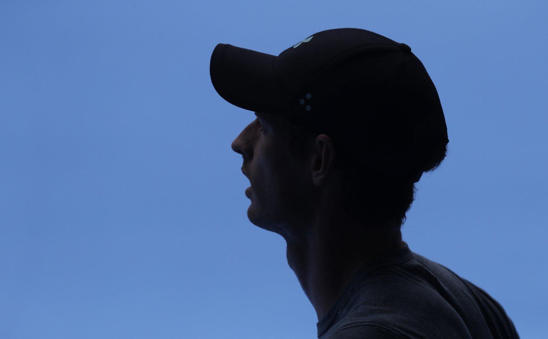 Andy Murray podría haberse despedido del tenis profesional en el Abierto de Australia.