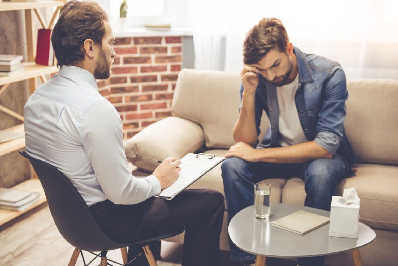 Hablar con un psicólogo deportivo puede ayudar a un profesional no solo con la tensión y las lesiones, sino para llevar una vida mejor.
