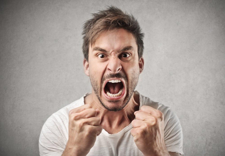 Tiene que aprender a gestionar tu ira, rabia o agresividad.