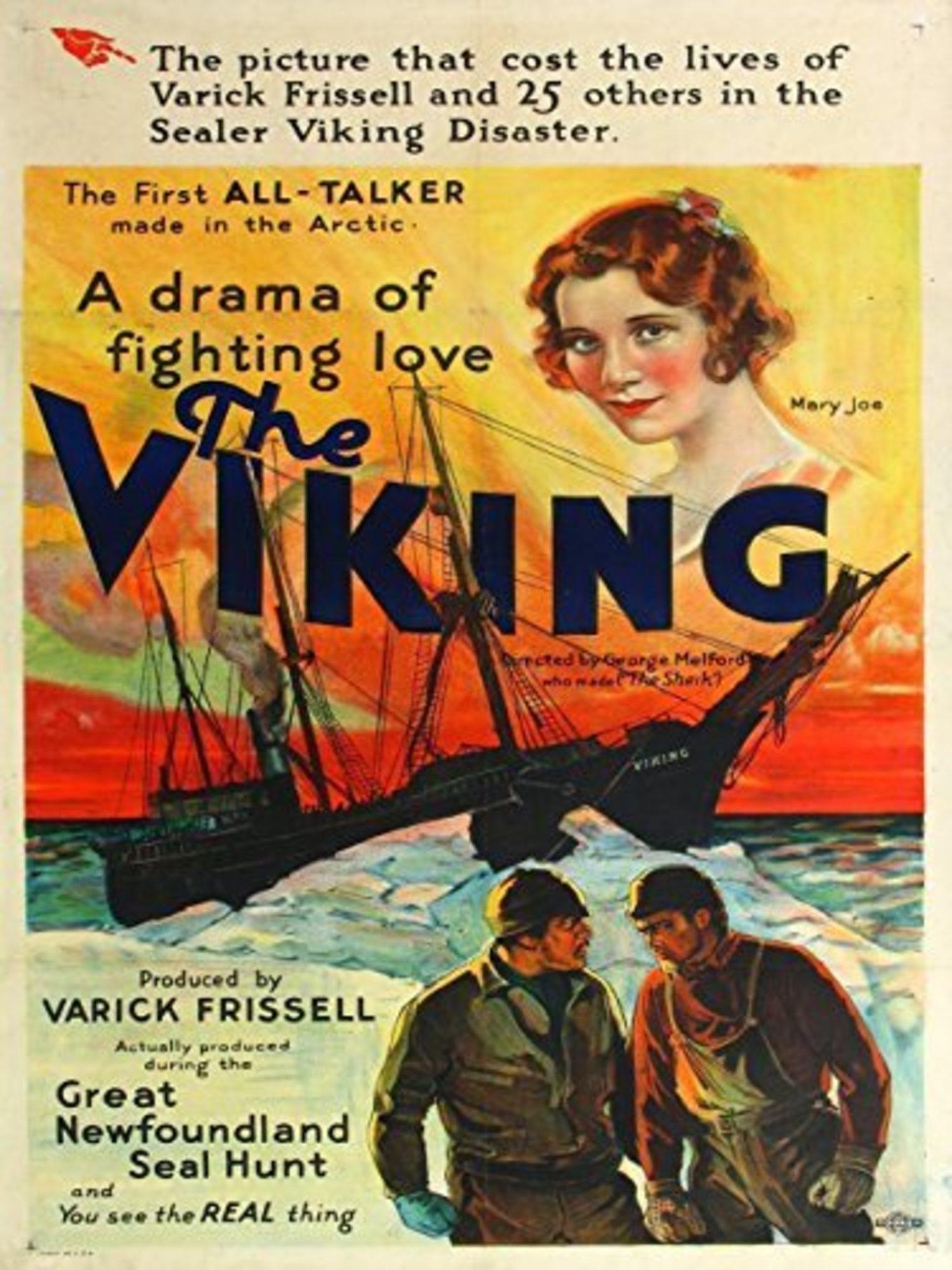 El rodaje de 'The Viking' es uno de los más nefastos de la historia: 27 miembros del equipo murieron tras una explosión mientras grababan unas escenas.