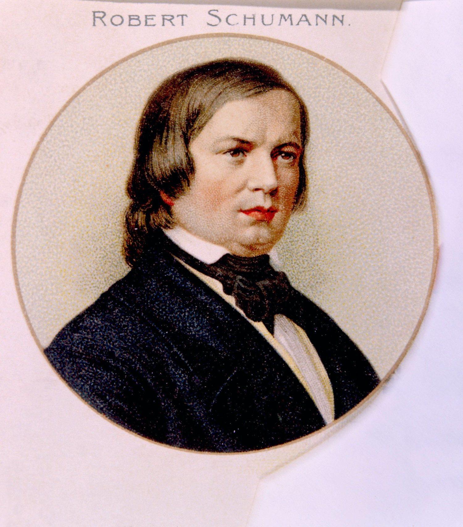 Robert Schumann, uno de los grandes compositores de la historia que también sufrió distonía focal