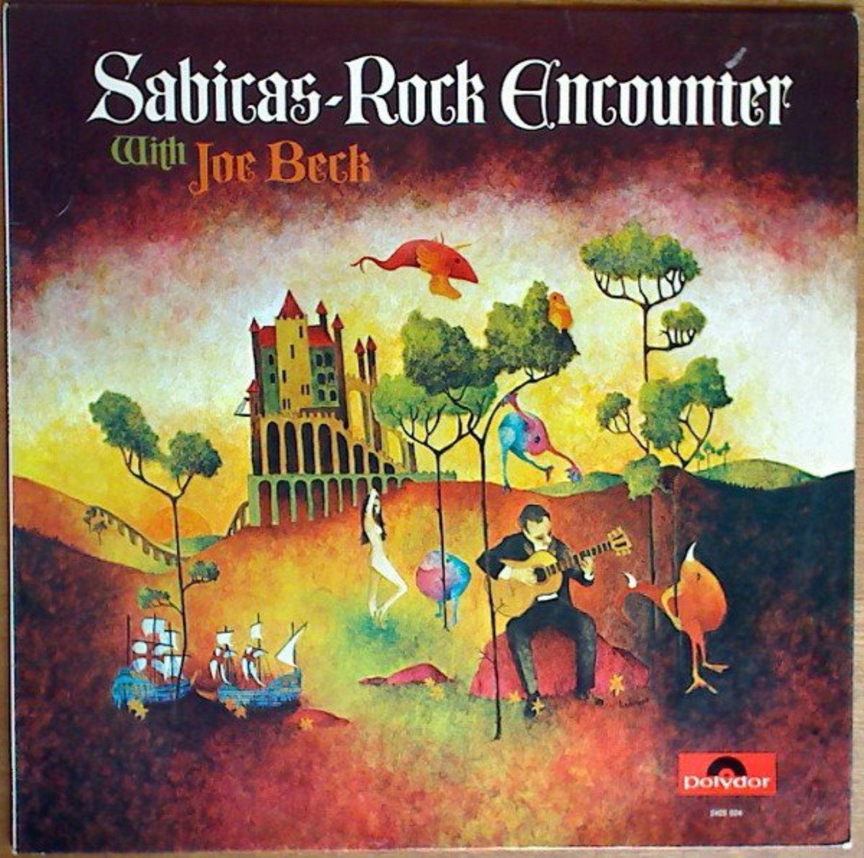 Sabicas provocó una revolución musical sin parangón tras la publicación de este álbum con Joe Beck