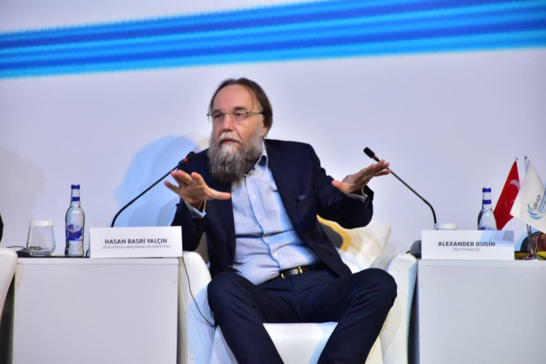Alexandr Dugin es conocido como 'El Rasputín de Putin' y 'El Cerebro de Putin'.