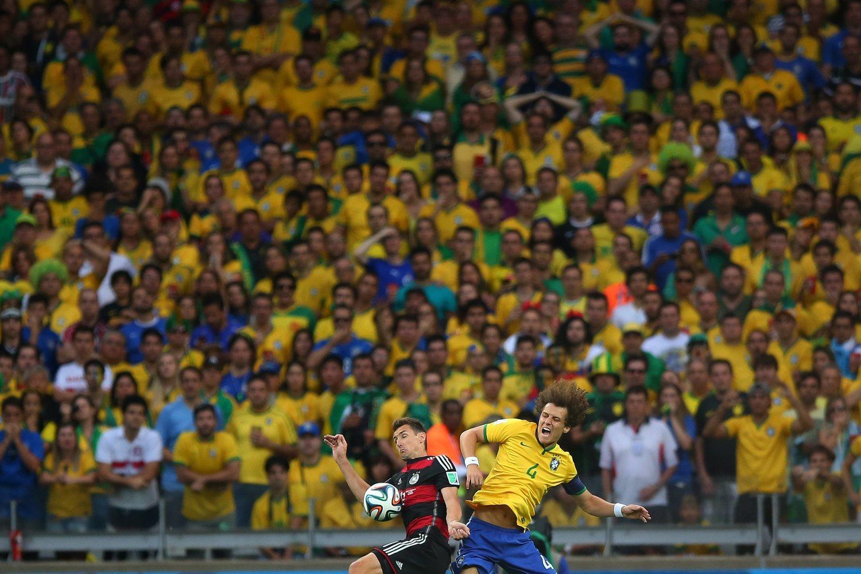 La derrota contra Alemania hundió a Brasil en una crisis deportiva sin parangón