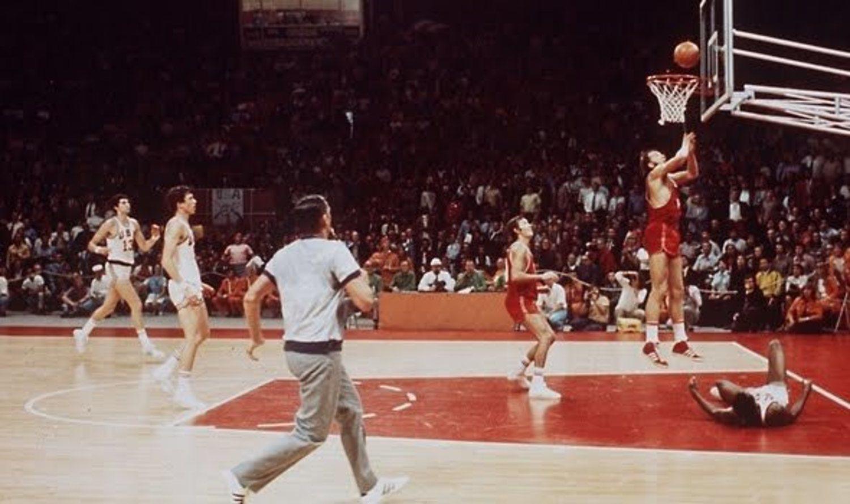 Fue la primera derrota olímpica del equipo de baloncesto estadounidense, en el futuro perderían solo 3 veces más