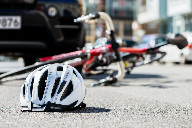 Tenemos que tener cuidado. En hora punta, los peligros de ir con la bici aumentan.