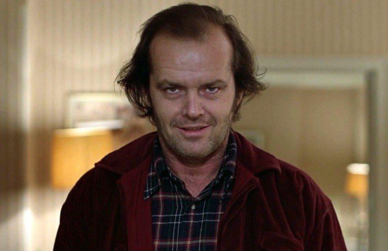 Esta es la cara que se nos queda al enterarnos de que Stanley Kubrick estuvo nominado al Razzie a peor director por 'El Resplandor'.