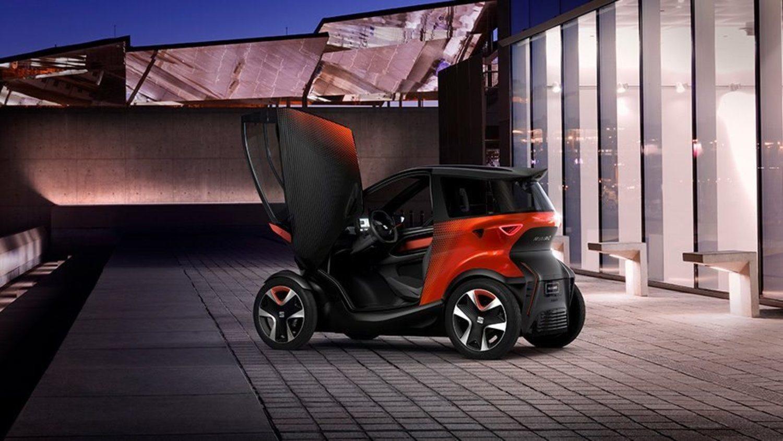 El diseño es 100% ecológico y 100% futurista