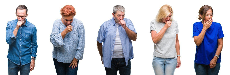 Cuando una persona tose delante de otras, éstas sienten el impulso de imitarla, generando así un efecto mariposa