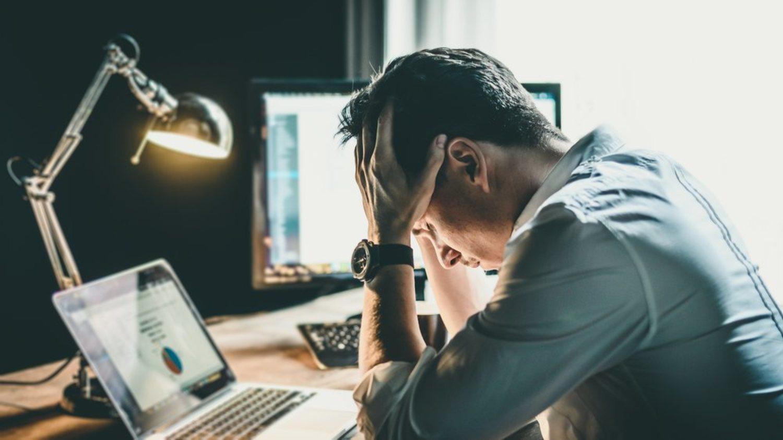 El estrés puede terminar con nosotros si no sabemos cómo gestionarlo.