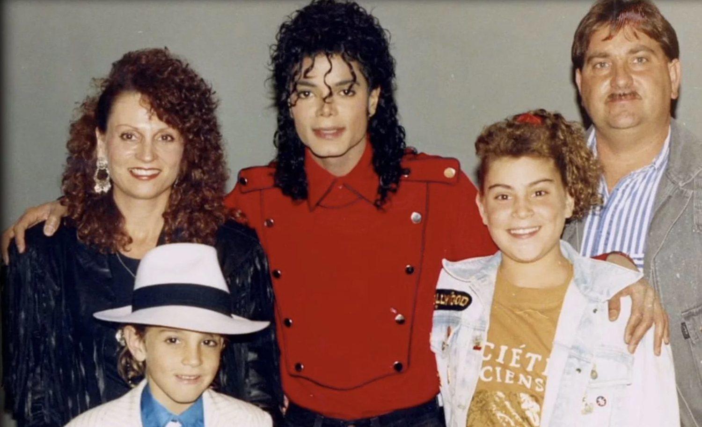 La familia de Wade Robson también ha participado en 'Leaving Neverland'.