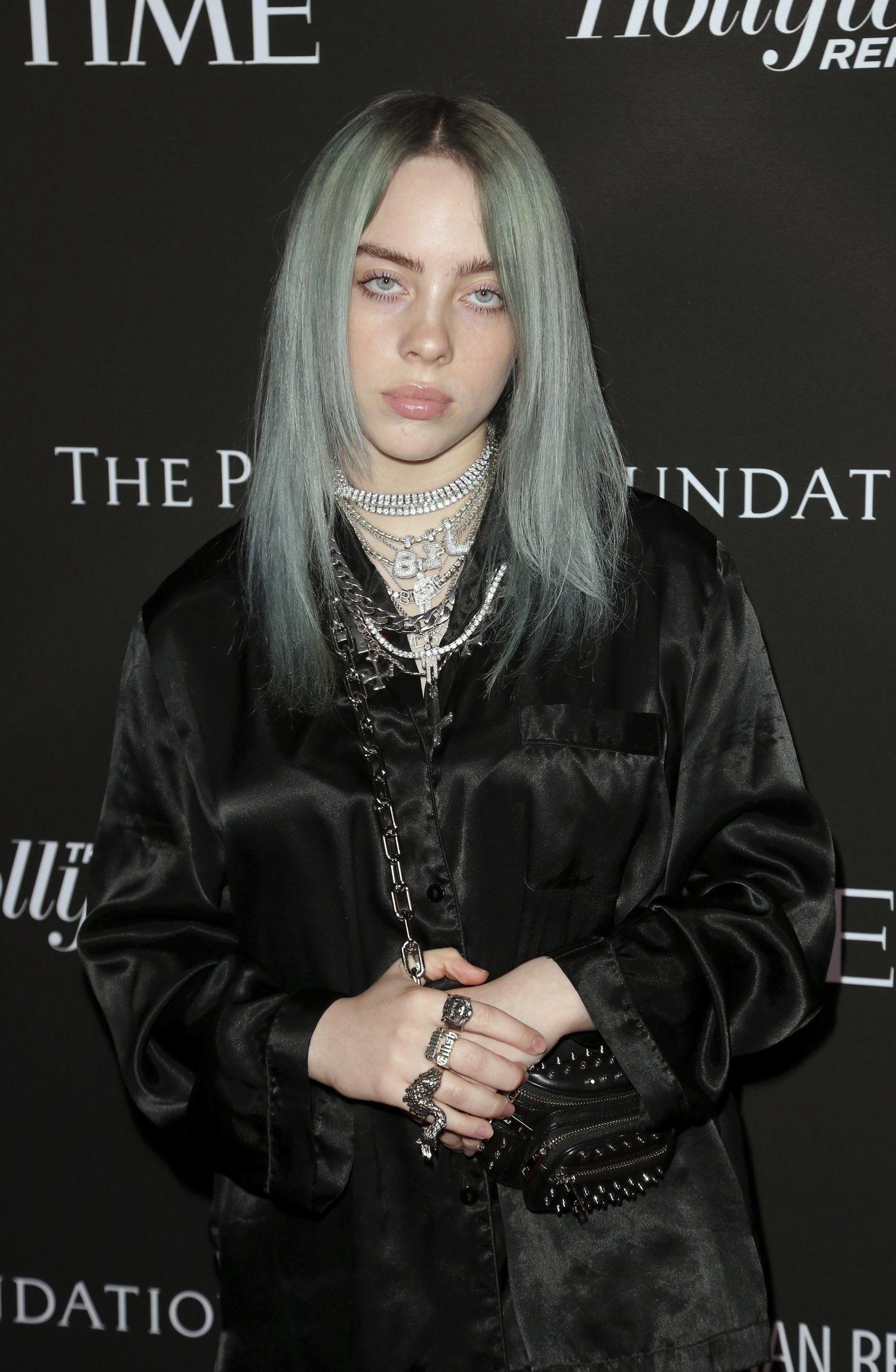 Billie no solo tiene un estilo inconfundible a la hora de cantar, sino que también es exquisita a la hora de vestir