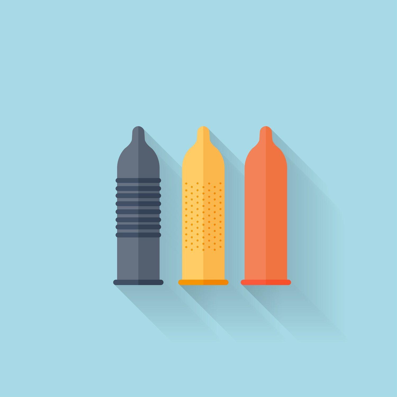 Los condones con texturas suelen ser un poco más caros