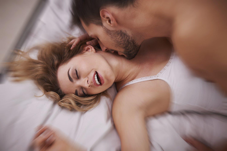 El orgasmo compartido es una de las mejores experiencias del sexo heterosexual, hay preservativos específicos para lograrlo