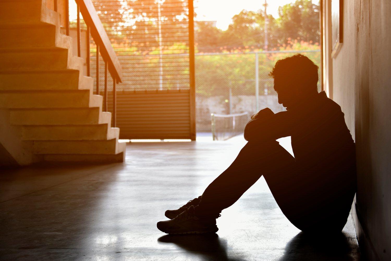 La soledad también puede hacer que la casa sea demasiado grande