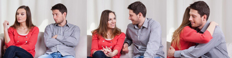 De toda crisis se puede salir, las relaciones 'LAT' pueden ser un buen recurso