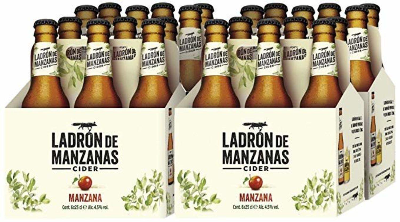'Ladrón de Manzanas', nunca una cerveza supo tan dulce y suave