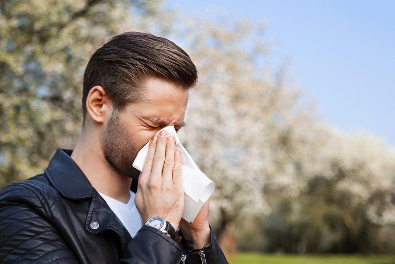 La primavera puede convertirse en la peor estación del año si eres alérgico.