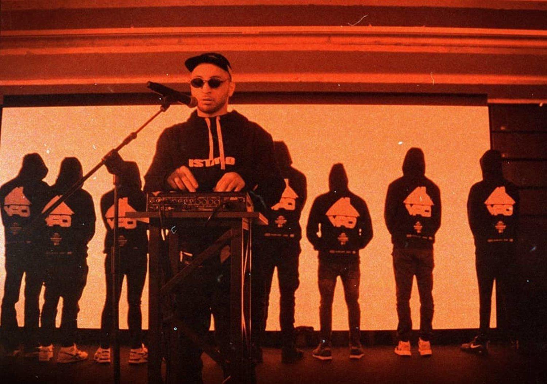 Presentación del último disco de Dano, '-Istmo'