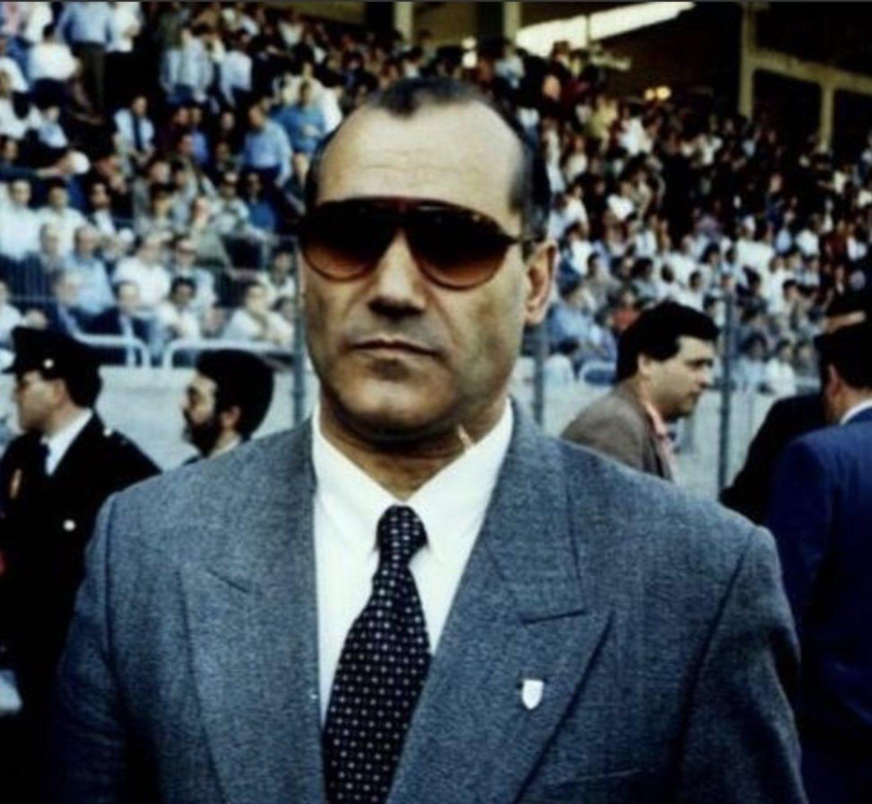José María Caneda podría haber sido protagonista en una de Scorsese.