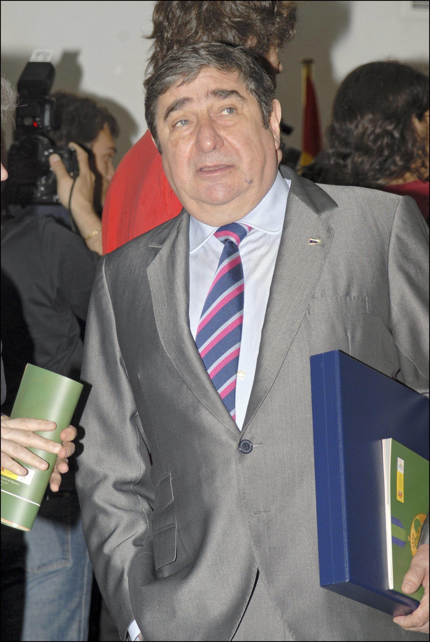 Lendoiro es, sin duda, uno de los presidentes más importantes de la historia del Depor.